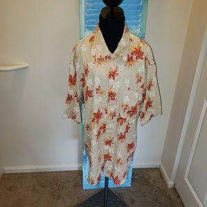 Izod Hawaiian Silk